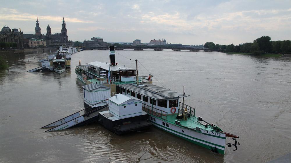 Hochwasser 30 Mio Soforthilfe