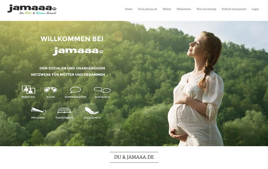 Soziales Netzwerk für Hebammen und Mütter