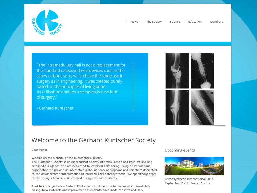Gerhard Küntscher Society Portal