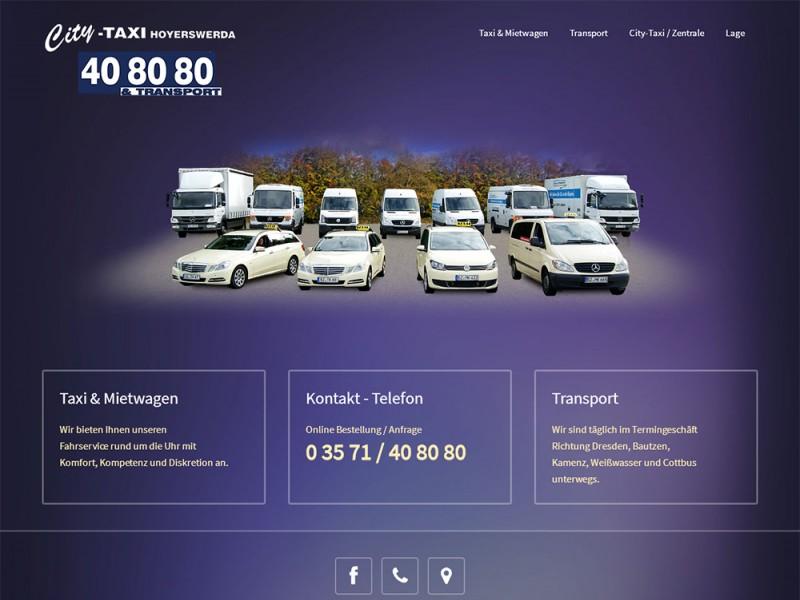 City Taxi & Transport Hoyerswerda