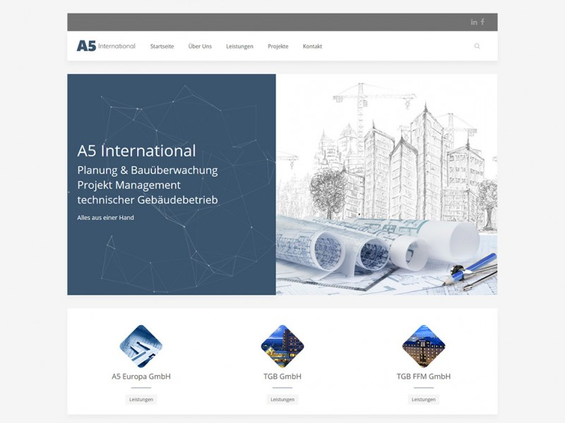 A5 Europa GmbH