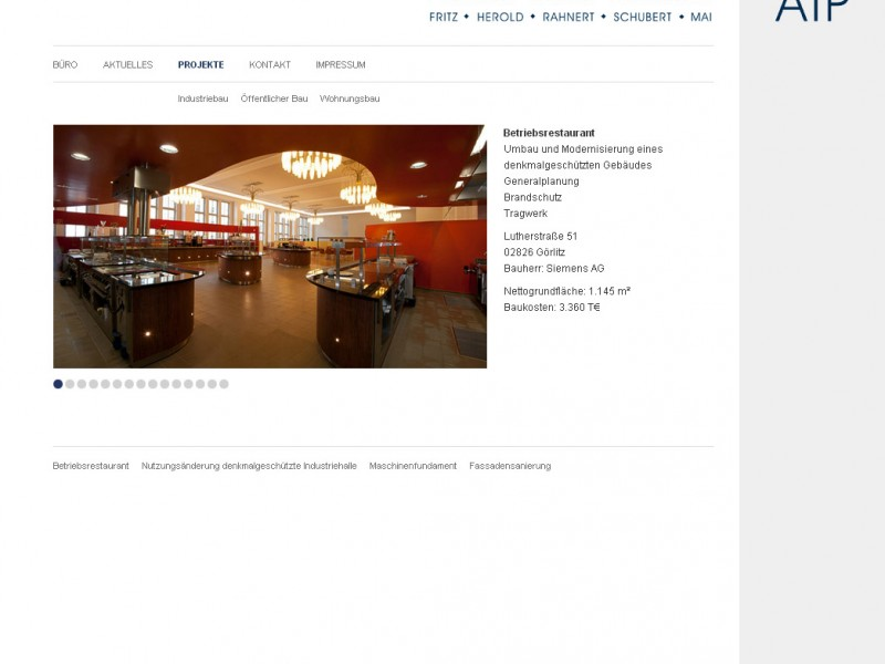 AIP - Architektur Ingenieur Partnerschaft