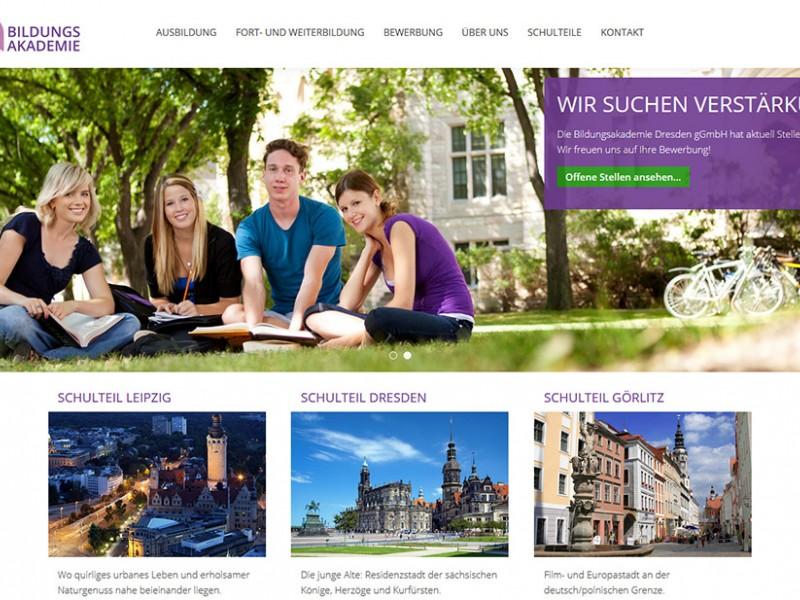 Bildungsakademie Sachsen