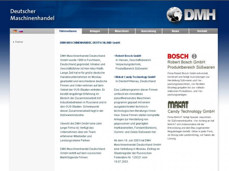 Deutscher Maschinenhandel