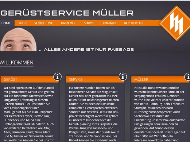 Gerüstservice Müller