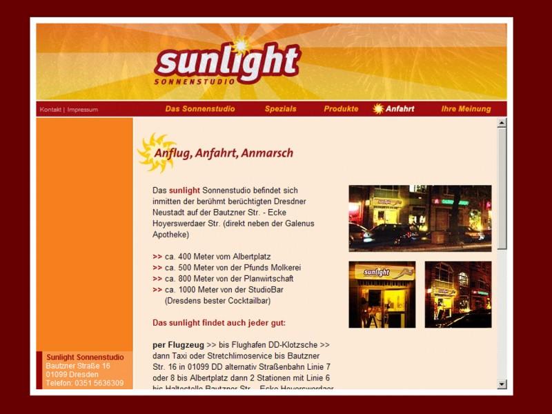 Sunlight Sonnenstudio