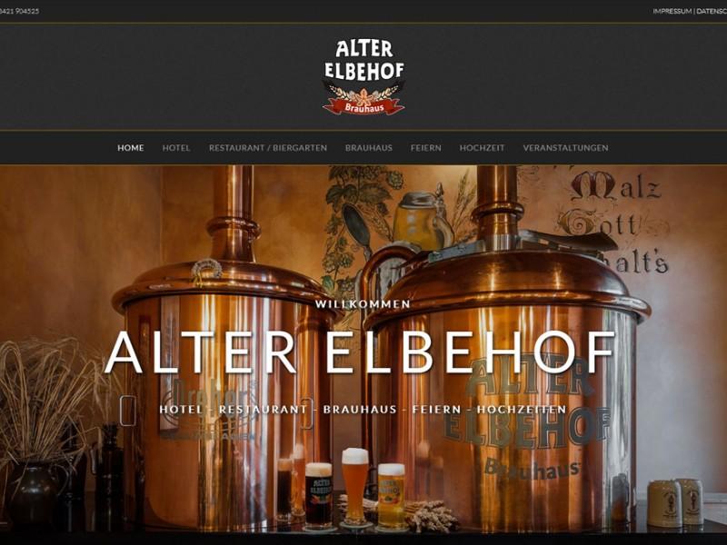 Brauhaus Alter Elbehof