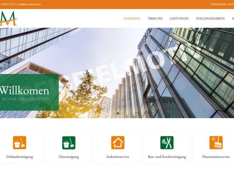 F&M Gebäudedienste