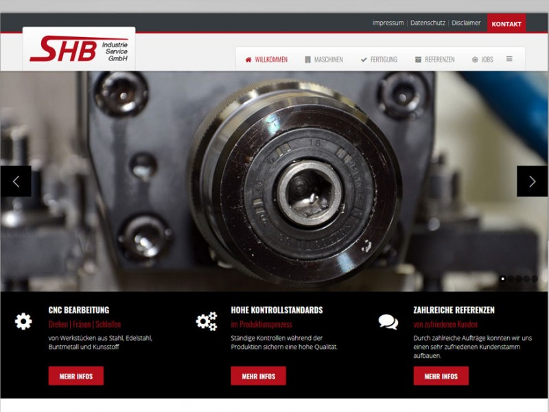 SHB GmbH
